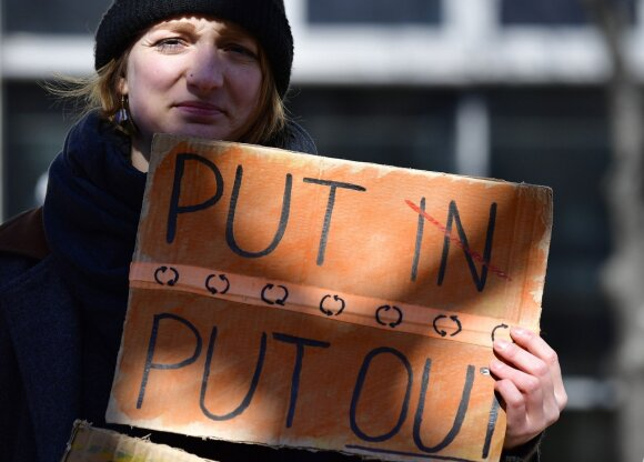 Rusijos prezidento rinkimuose – Putino triumfas: skelbiama apie rekordinį rezultatą