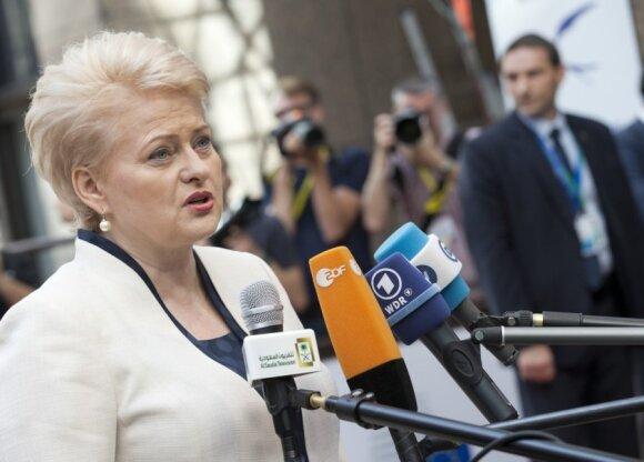 V. Landsbergis: bijoma pasakyti, kad Rusija – teroristinė valstybė
