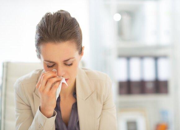 Tai gali būti nuovargio, mieguistumo ir galvos skausmo kaltininkas: dažnas nustemba, išgirdęs priežastį