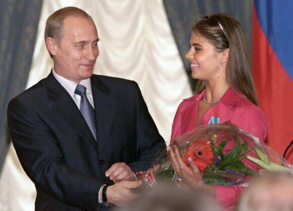 Все слухи о романе Путина и Кабаевой