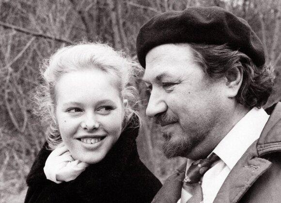 Loreta Bartusevičiūtė ir Virgilijus Noreika