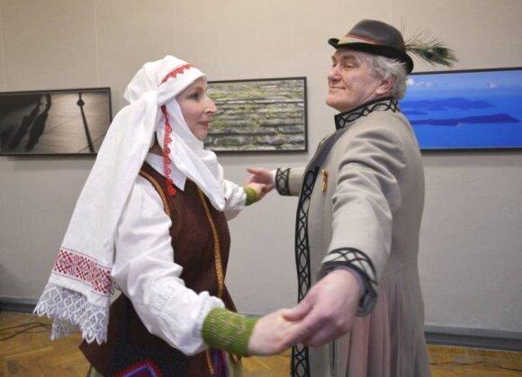 В Мурманске - выставка литовского фотографа Альгимантаса Барзджюса