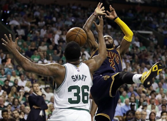 "NBA atkrintamosios varžybos: ""Celtics"" – ""Cavaliers"""