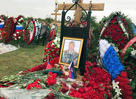 Valerijaus Asapovo kapas