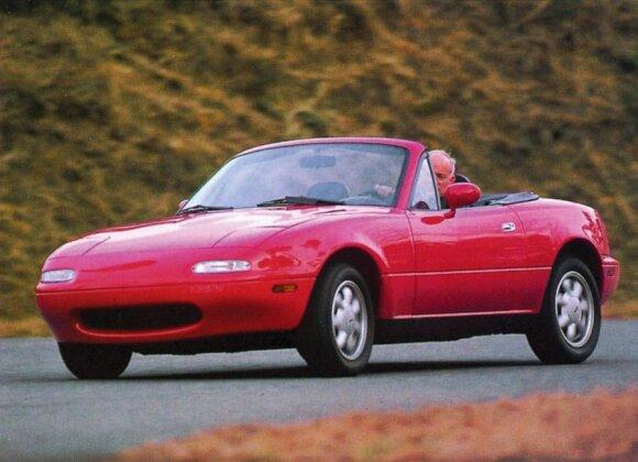 Mazda MX-5 (1989 m.)