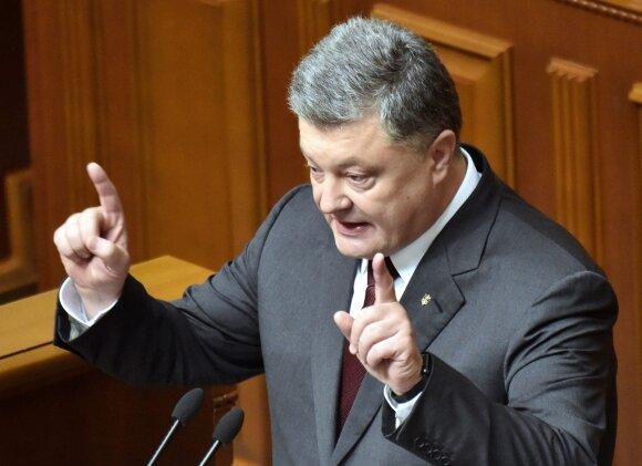 Paskutinė kliūtis Ukrainos ekonomikai atsigauti