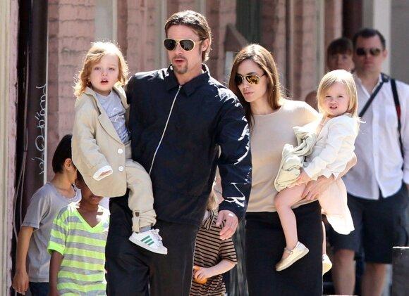 12 metų pragaro: Brado Pitto draugas papasakojo apie santuoką su Angelina Jolie
