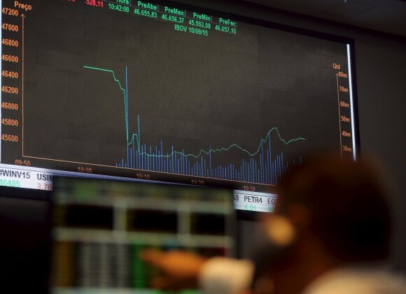 Palūkanų normų mažinimas gali atsigręžti prieš pačias besiformuojančias rinkas
