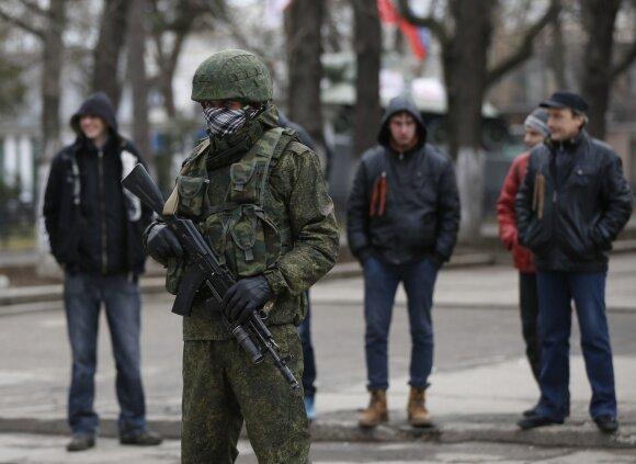 Ginkluoti kariai Sevastopolyje