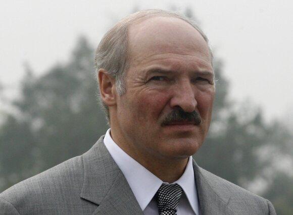 Aliaksandras Lukašenka 2008 metais