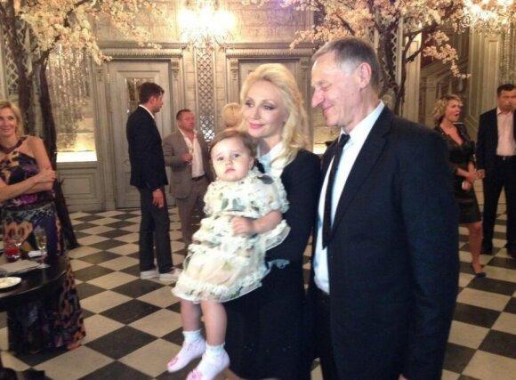 ФОТО: Дочь Орбакайте все больше становится похожа на Пугачеву