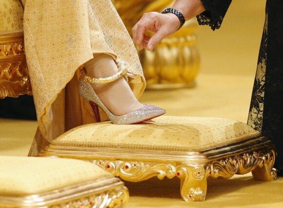 Vyriausiojo Brunėjaus sultono Hassanalo Bolkiaho sūnaus vestuvės