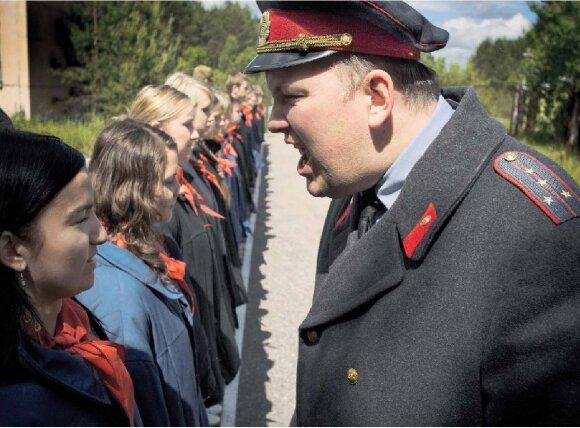 Survival Drama at a Soviet bunker