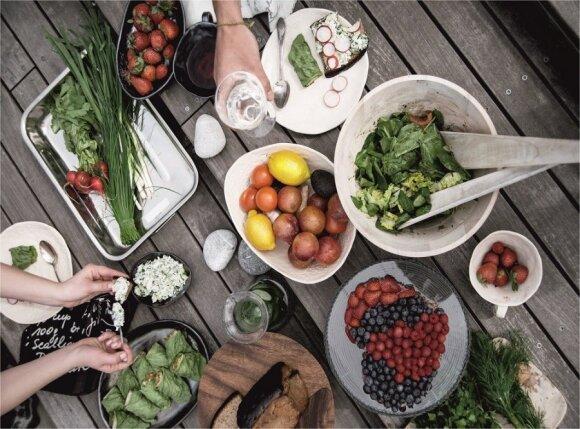 Julia Janus: receptai piknikui mieste