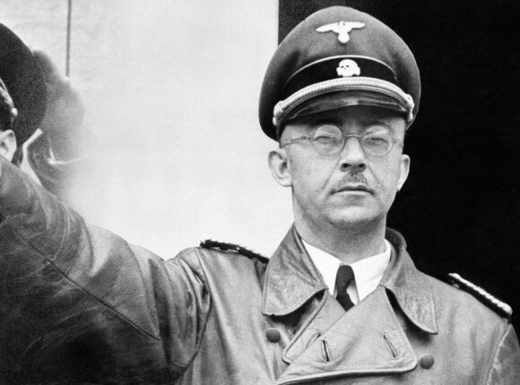 Heinrichas Himmleris, Realworks Ltd./DIE WELT