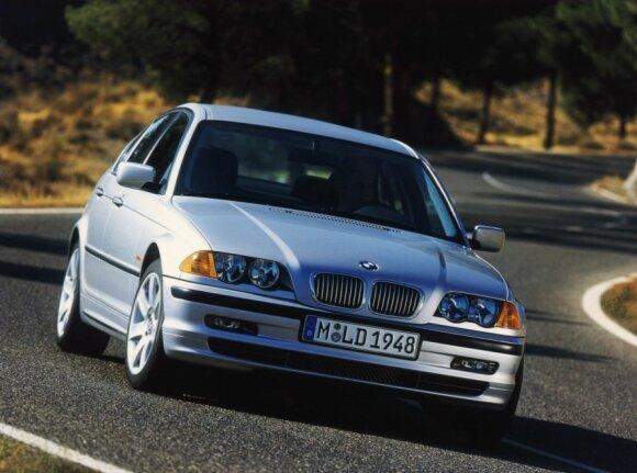 Ketvirtos kartos BMW 3-serija