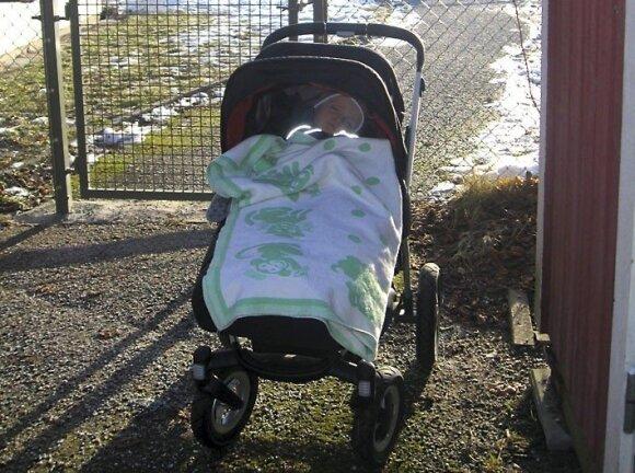 Švedijoje gyvenanti lietuvė – apie tai, kas labiausiai stebina čia auginant vaiką