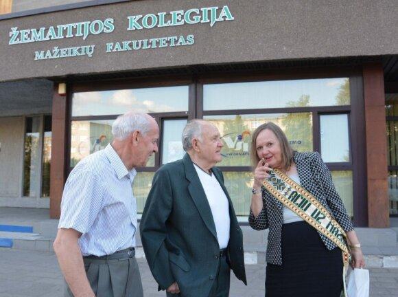 Garsi profesorė: Lietuvos žmonės tegul neturi iliuzijų, kad Amerikoje taip gerai