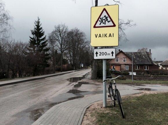 Klaipėdos kelių policijos reidas