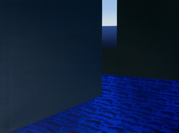 """Linas Jusionis. Atsikartojimas, 2011. """"Lewben Art Foundation"""" kolekcijos kurinys aukcionui"""