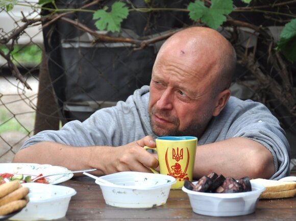 Шведский кинорежиссёр Йонас Охман