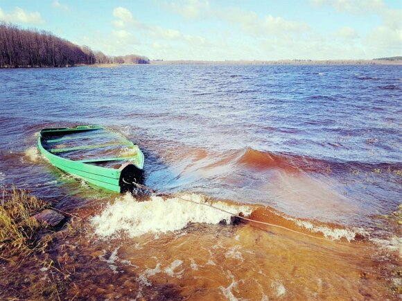 Paršežerio ežeras