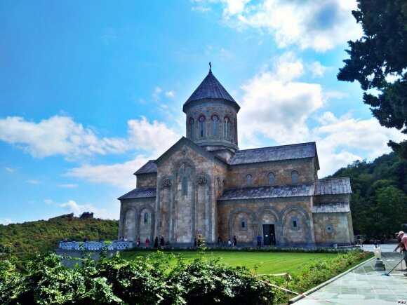 Šv. Ninos katedra