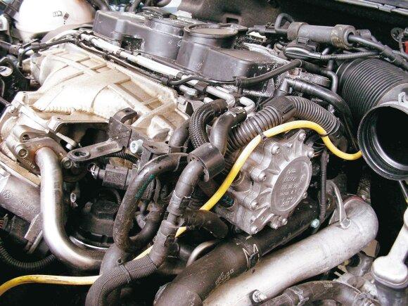Geltonas laidas – tai netradicinis problemos sprendimas, dėl kurio automobiliu buvo galima važiuoti toliau
