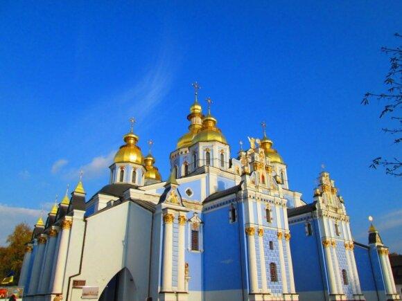 Su nerimu – į Kijevą: vaiduoklių pilnas miestas