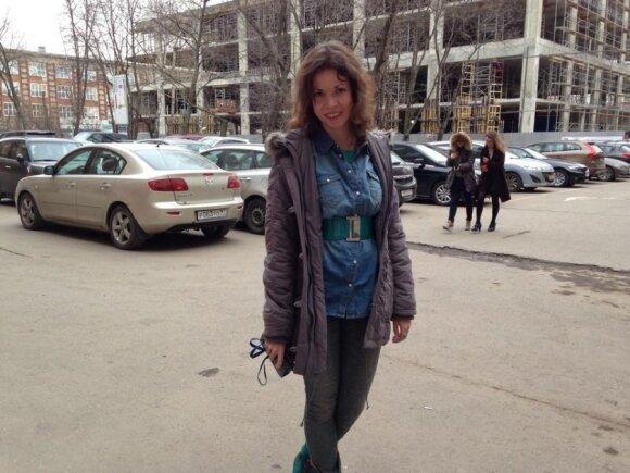 Žurnalistė Jelena Titok