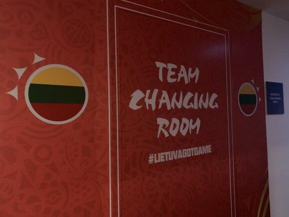 Donguanas pasitinka pasaulio krepšinio čempionatą