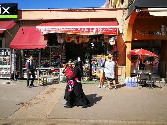 Marokas, Marakešas
