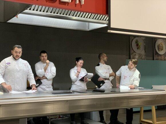 Viktorija įpratusi, kad tiek virtuvėse, tiek konkursų vertinimo komisijose dažniausiai būna vienintelė moteris