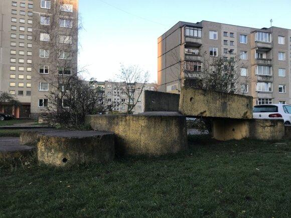 Kaunas atsisveikina su betono pabaisomis