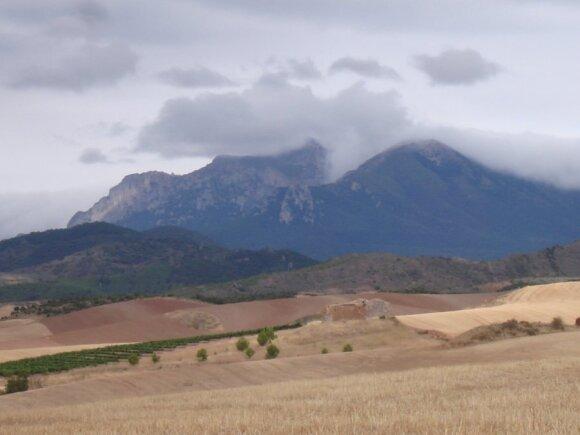Camino de Santiago. Pėsčiomis per Ispaniją
