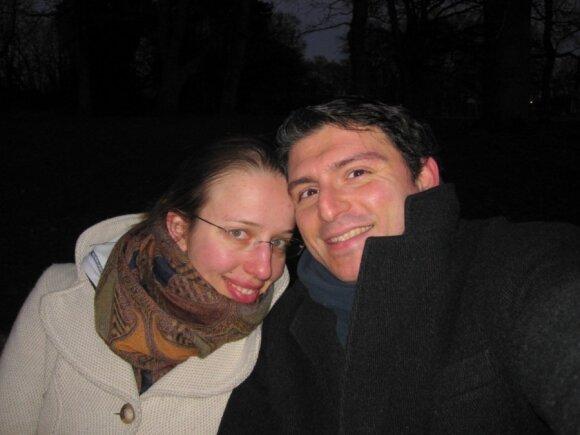 Dėl vėžio į Oksfordą vykusi panevėžietė čia rado ir meilę