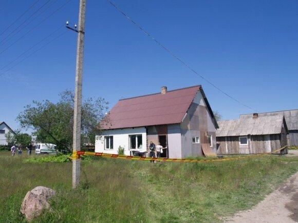 В Мариямпольском районе застрелена спaвшая 24-летняя девушка