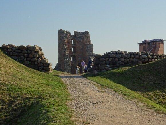 Новогрудский замок и окрестности