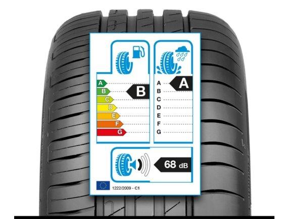 Ar žinote, ką reiškia skaičiai ir raidės ant jūsų automobilio padangų?