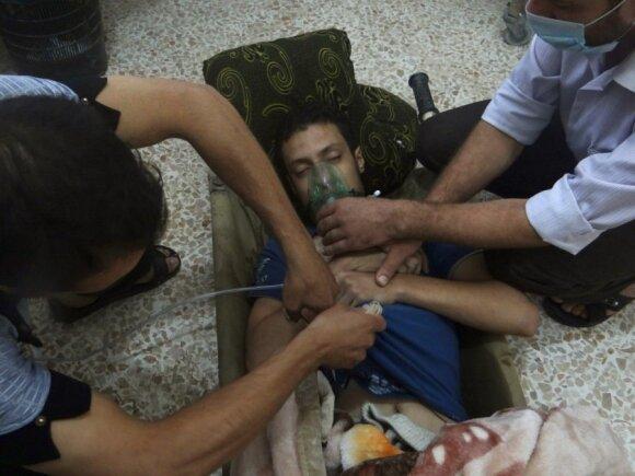 Sirijos krizė: kas gali nutikti po JAV smūgio?