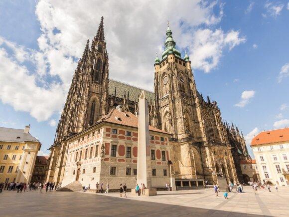 Prahos pilis, Praha, Čekija