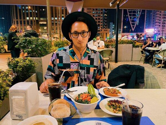 Orijus Gasanovas papasakojo, kodėl dabar pats geriausias laikas keliauti: stebina prabangių viešbučių kainos ir galimybės