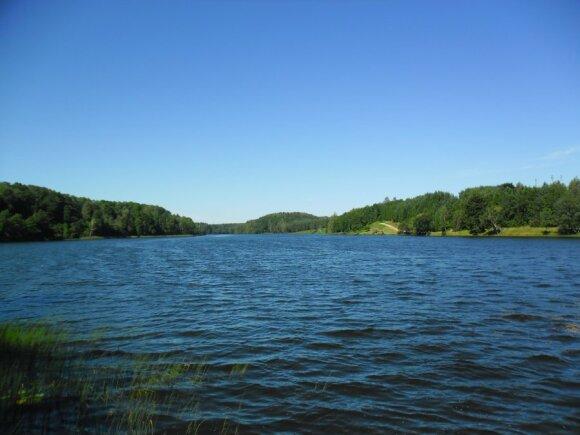 Labės ežeras, Tauragnai