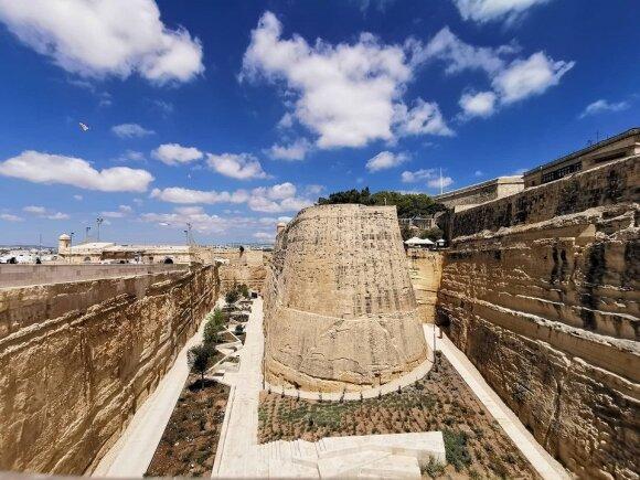 Atostogos Maltoje