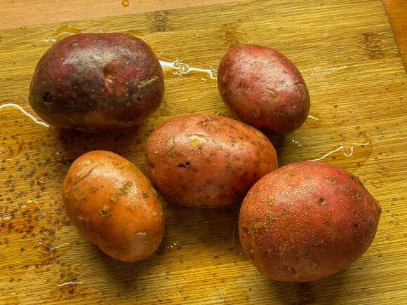 Bulvių rizoto su moliūgais