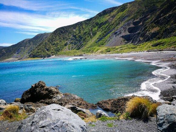 """Į Naująją Zelandiją išvyko sulaukę viliojančio darbo pasiūlymo: vos persikėlę buvome """"prigauti"""""""