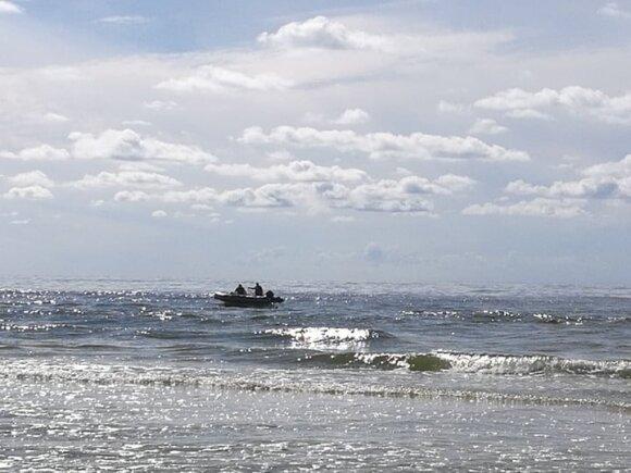 Juodas trečiadienis pajūrio gelbėtojams: jūra pareikalavo pirmųjų aukų