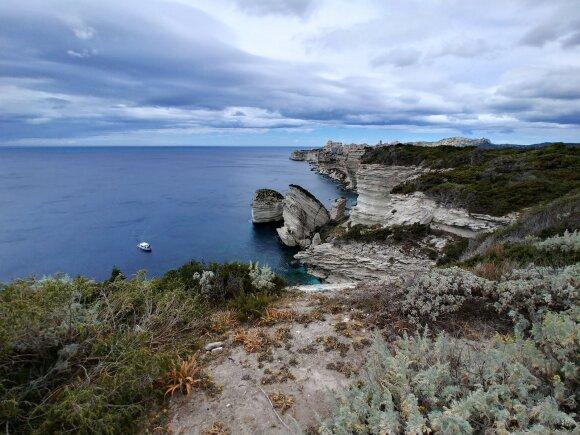 Bonifacijus ir šiaurės Sardinija