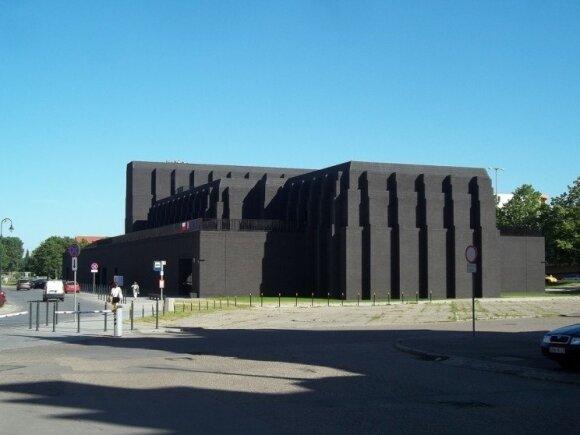 W. Shakespeare'o teatras Gdanske