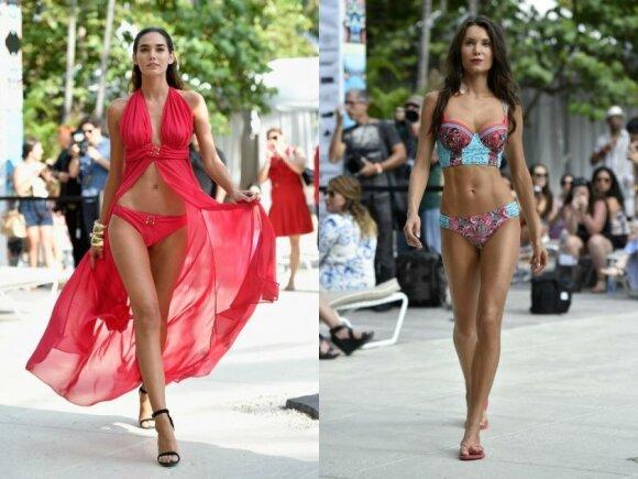 Karščiausi bikiniai iš Majamio (FOTO)